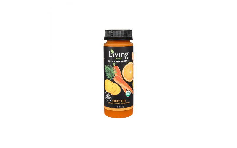 Organic Carrot Kick Juice Mini
