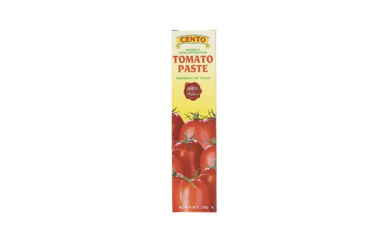 Double Concentrated Tomato Paste Tube