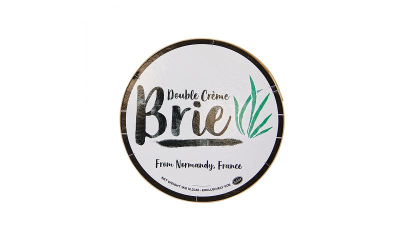 Double Creme Brie