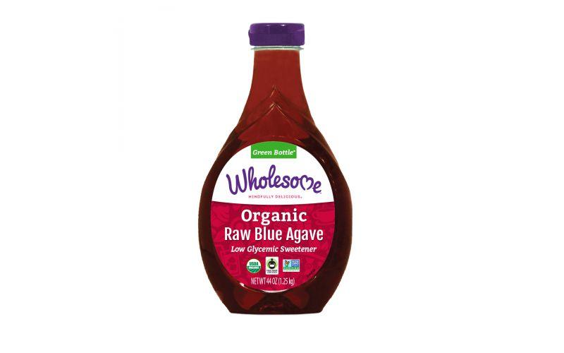 Organic Raw Blue Agave