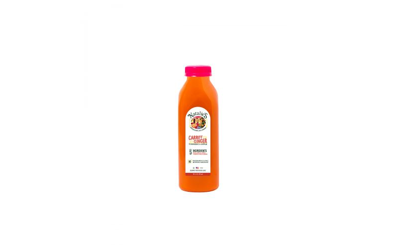 Carrot & Ginger Juice