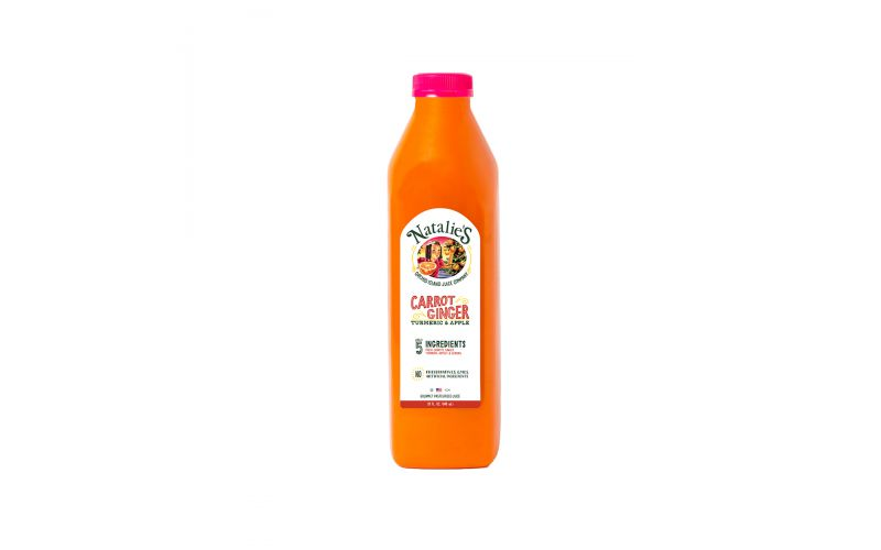 Carrot & Ginger Juice