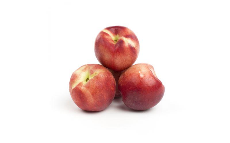 Organic White Nectarines