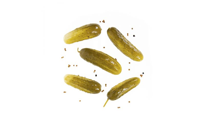 Dill Death Do Us Part Pickle Whole
