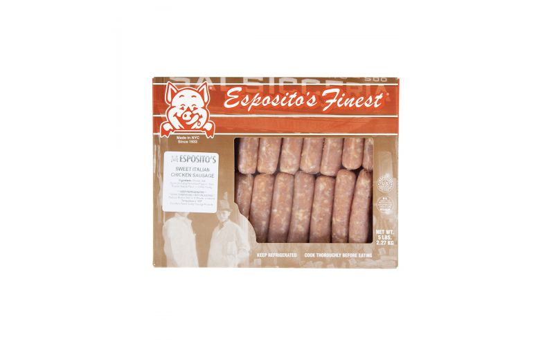 Frozen Chicken Sausages 1 OZ