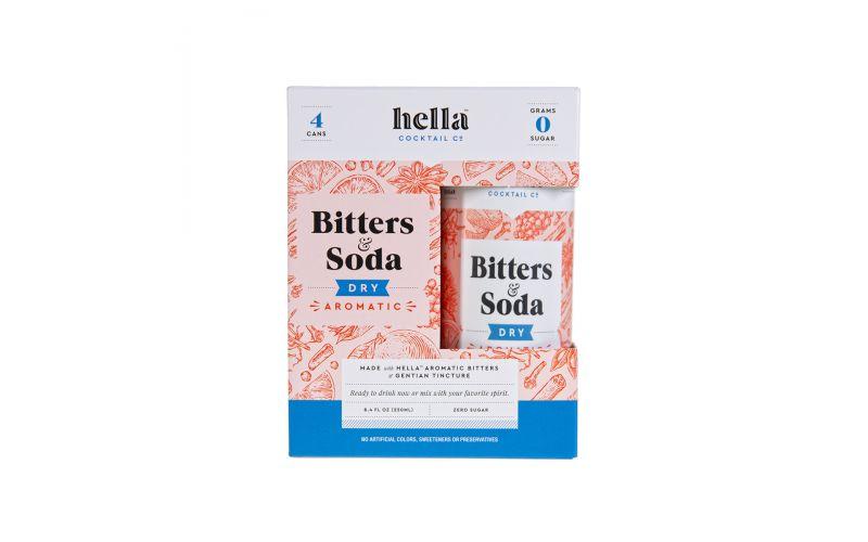 Bitters & Soda Dry Aromatic