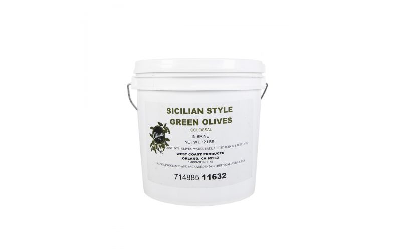California Sicilian Colossal Whole Olives