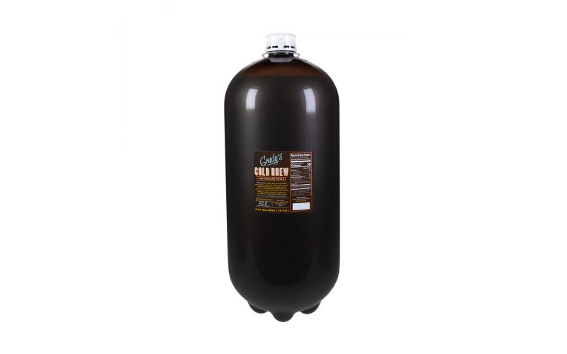 Cold Brew Disposable Coffee Keg