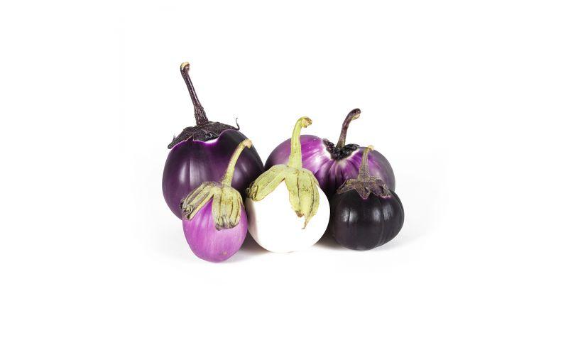 Organic Sicilian Mix Eggplant