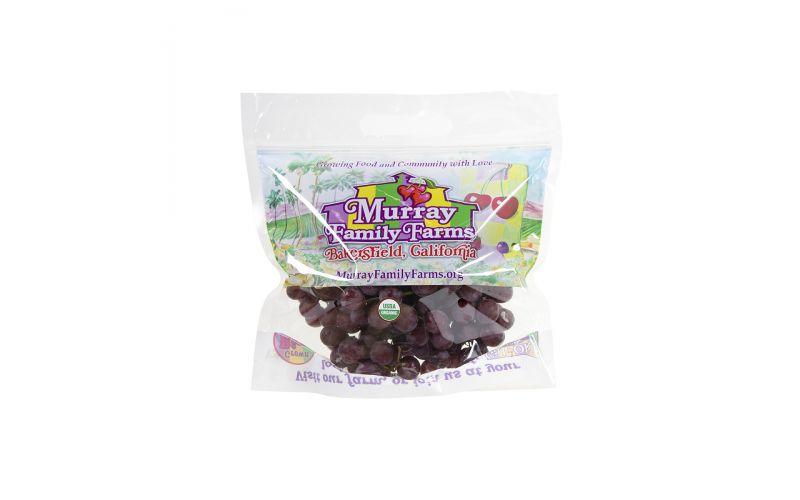 Organic Candy Snap Grapes