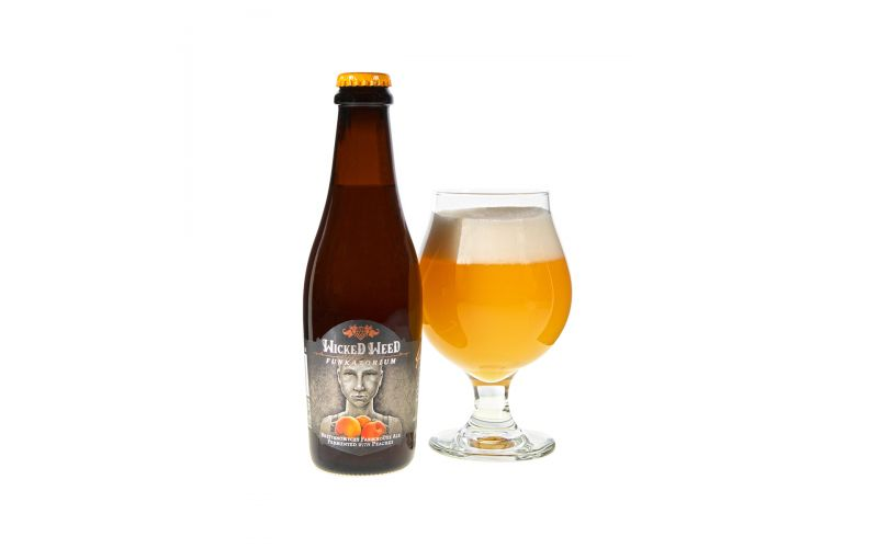 Garcon Peach Farmhouse Ale