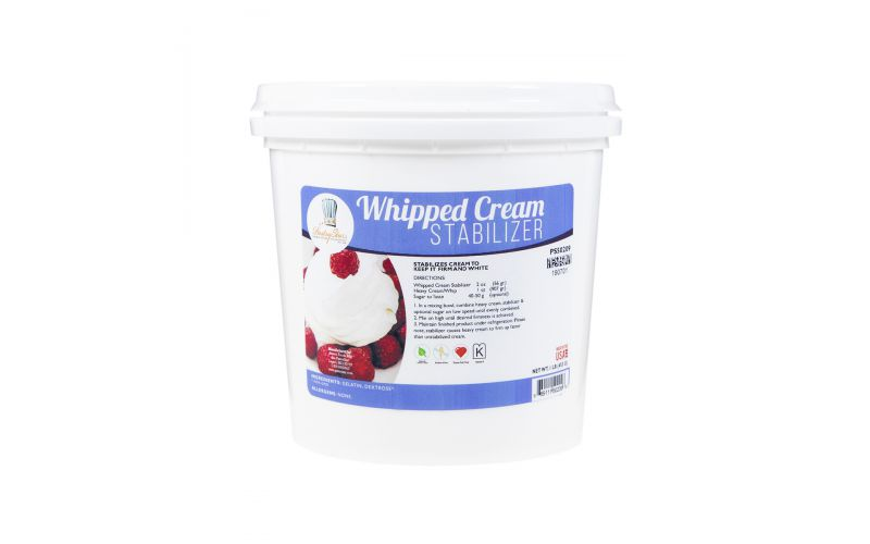 Whipped Cream Stabilizer