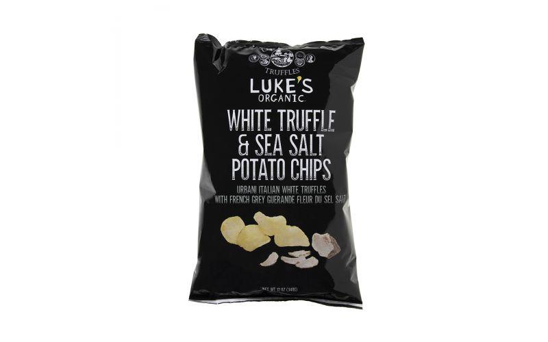 White Truffle And Sea Salt Potato Chips