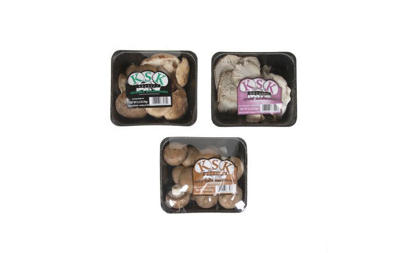 Exotic Mushroom Blend (Shiitake, Cremini, Oyster)