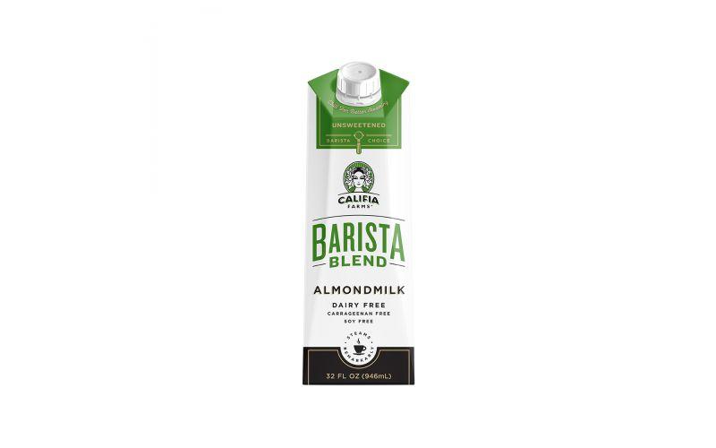 Unsweetened Almond Barista Milk
