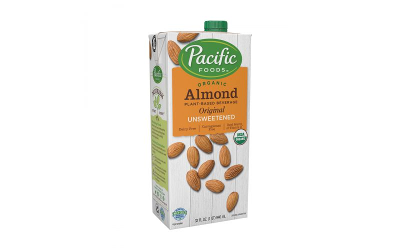 Organic Unsweetened Almond Milk