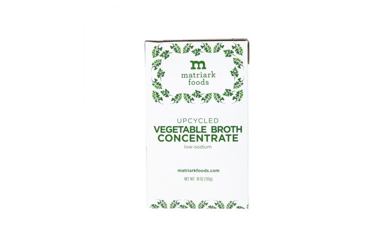 Vegetable Broth Upcycled Concentrate