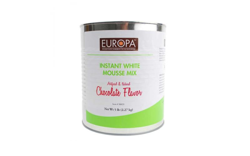 Europa Instant Milk Chocolate Mousse Mix