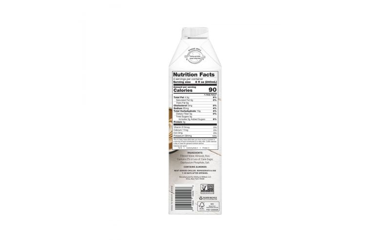 Almond Barista Milk