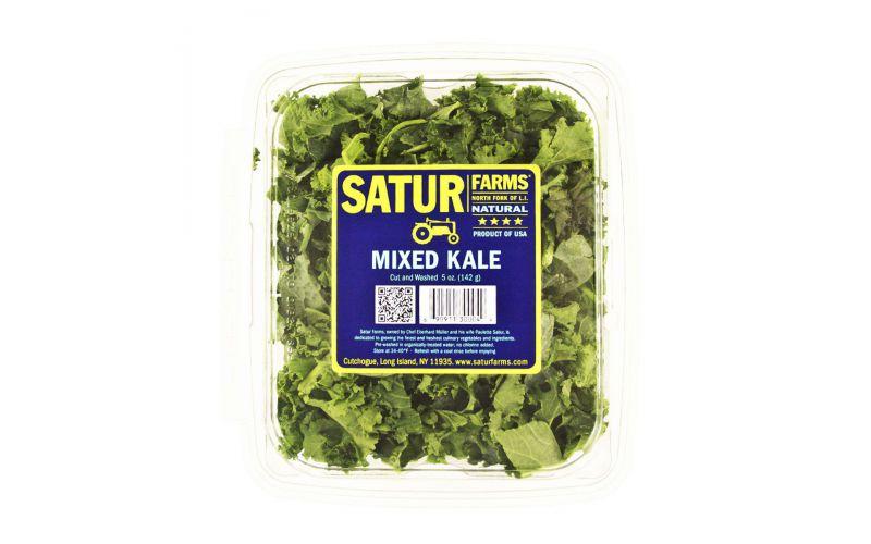 Cut & Washed Kale