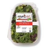 Organic Baby Spring Mix
