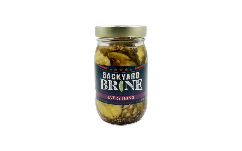 Everything Bread & Butter Pickle Chips
