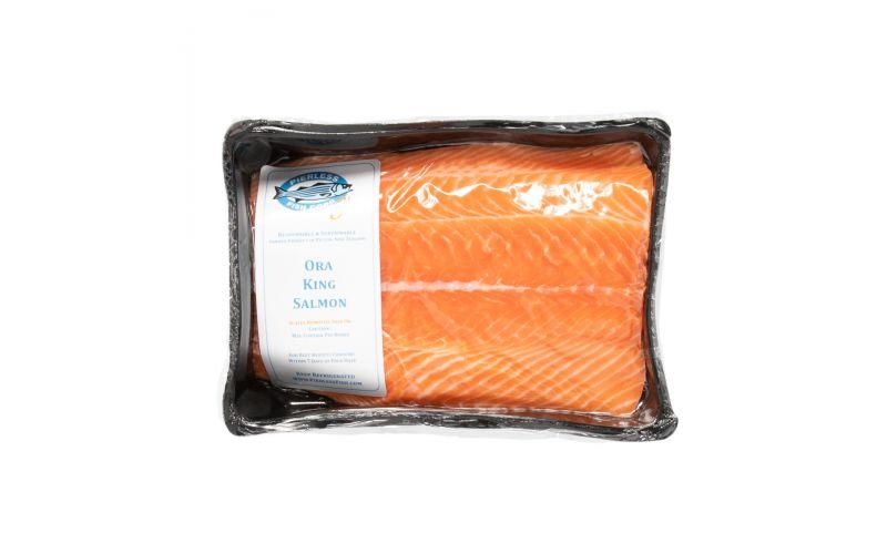 Farm Raised Fresh Ora King Salmon