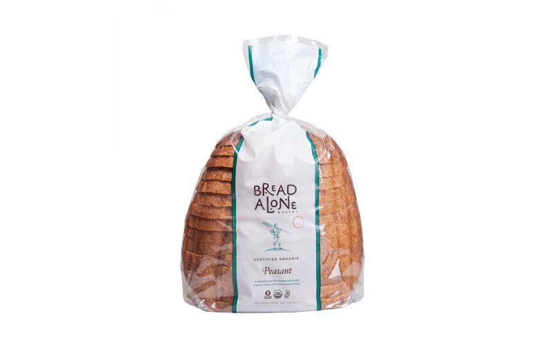 Organic Sliced Peasant Torpedo Bread 20 OZ
