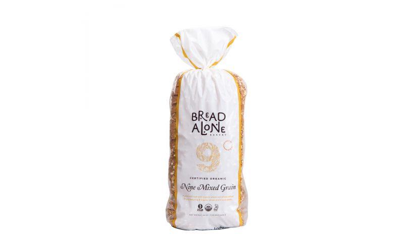 Organic Sliced 9 Mixed Grain Bread 22 OZ