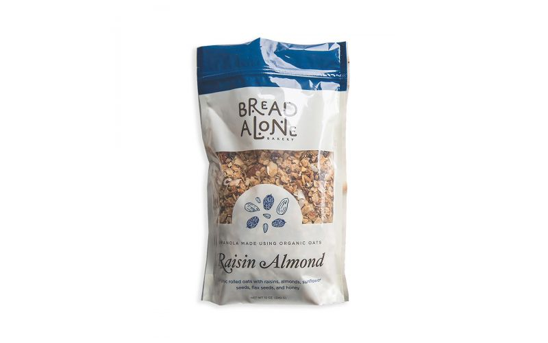 Organic Raisin Almond Granola