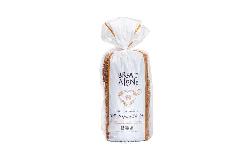 Organic Sliced Whole Grain Bread 22 OZ