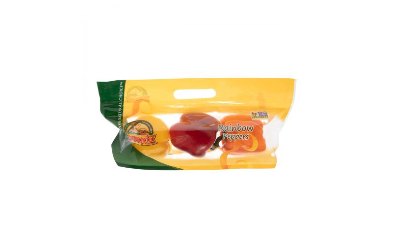 Tri-Color Bell Pepper Pack