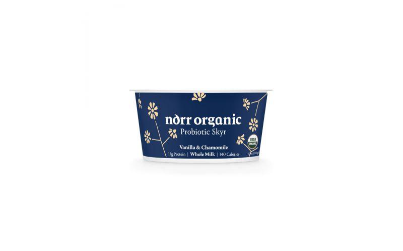 Organic Whole Milk Vanilla & Chamomile Skyr