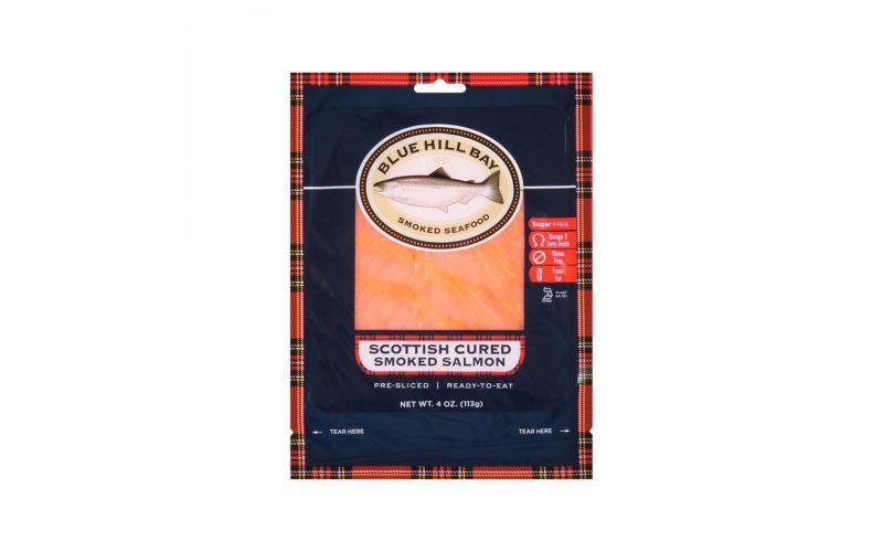 Blue Hill Bay Scottish Smoked Salmon Retail Packs