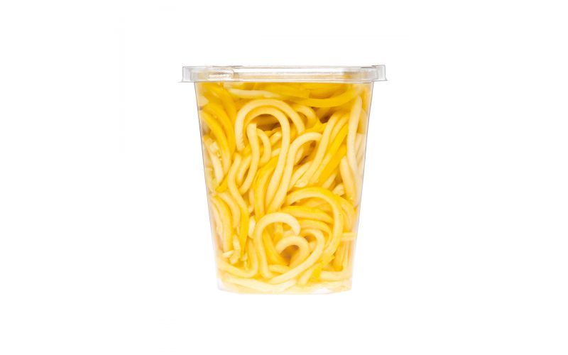 Yellow Squash Noodles