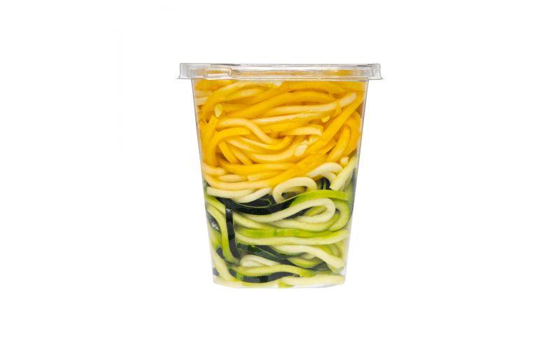 Mixed Squash Noodles