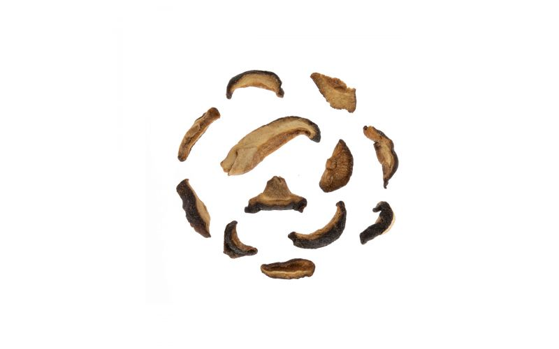 Shiitake Mushroom Crisp
