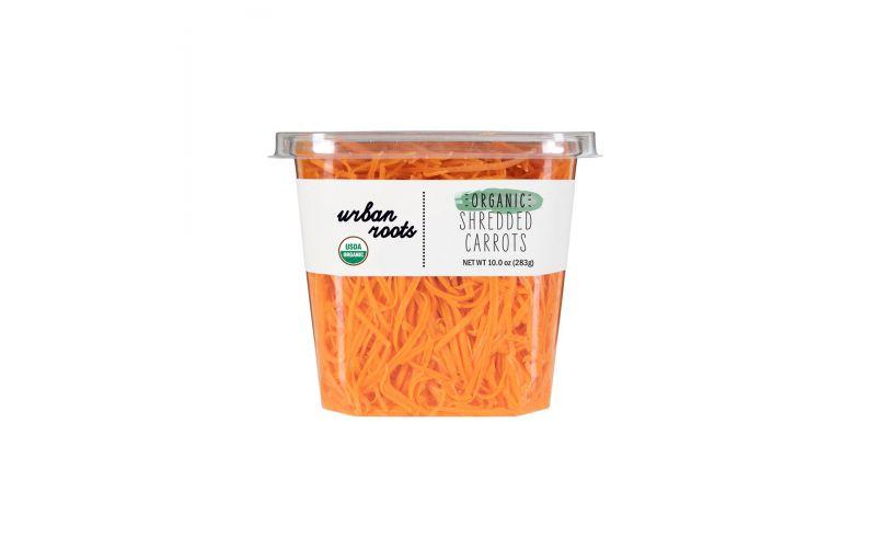 Organic Shredded Carrots