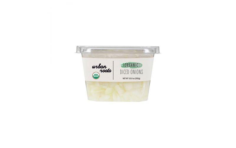 Organic Diced Onions