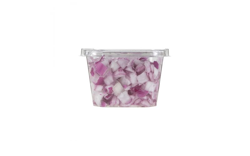 Organic Diced Red Onions