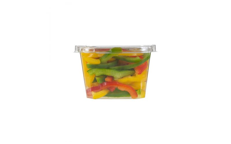 Organic Sliced Peppers