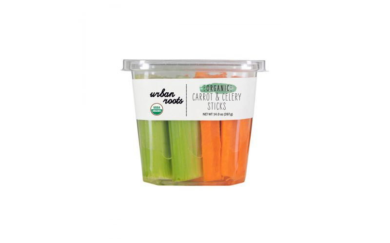 Organic Carrot/Celery Sticks