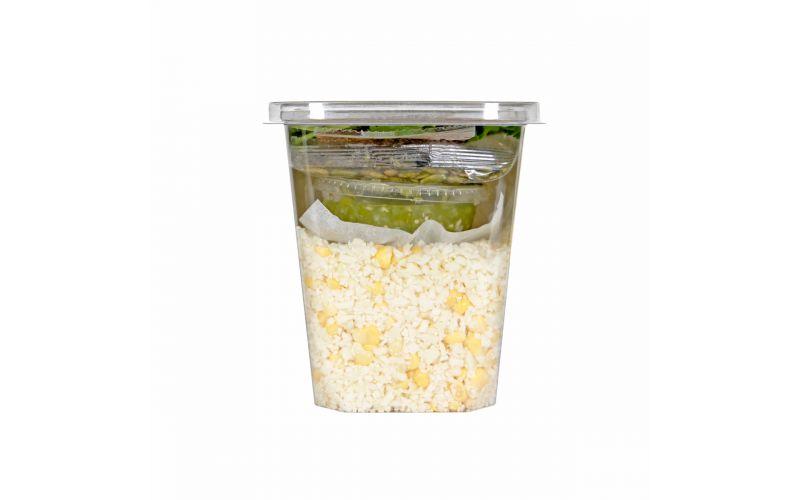 Chili Cilantro Cauliflower Rice Kit
