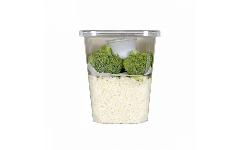 Broccoli Fried Cauliflower Rice Kit