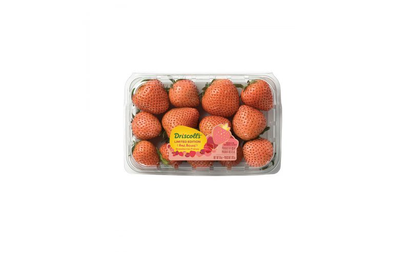 Limited Edition Rosé Strawberries
