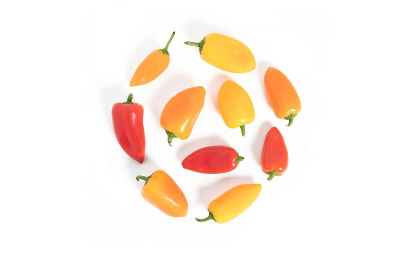 Mixed Sweet Peppers