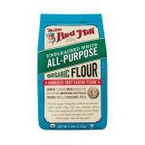 Organic Unbleached AP Flour