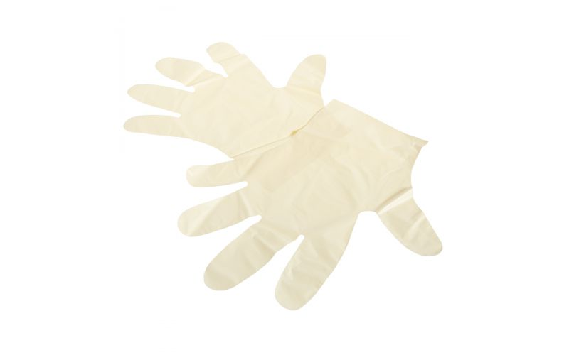 Extra Large Synthetic Powder Free Gloves