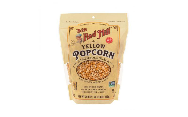Whole Yellow Popcorn