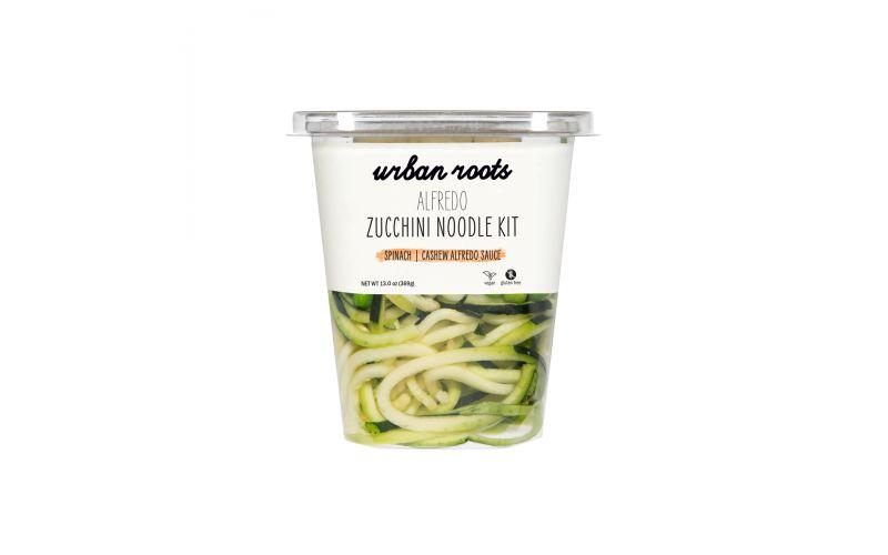 Zucchini Alfredo Veggie Noodle Kits